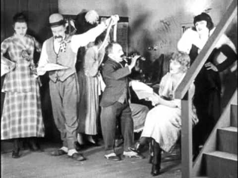09 1919 Harold Lloyd - Ring Up The Curtain