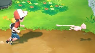 How to Get Mew in Pokémon Let's Go Pikachu and Let's Go Eevee