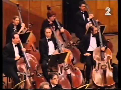 Israel Philharmonic sings!