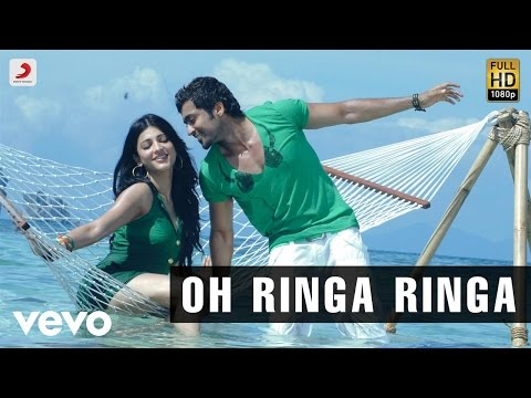 7th Sense - Oh Ringa Ringa Video | Suriya | Harris Jayaraj