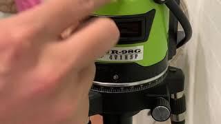 雷射水平儀 綠光4V1H 5線5點德國真綠光 專業雷射修理服務