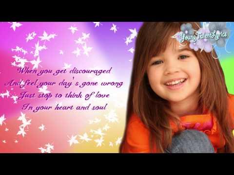 Kaitlyn Maher ♪ Dreams Come True (Lyrics)
