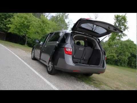 2011 Honda Odyssey Review - LotPro