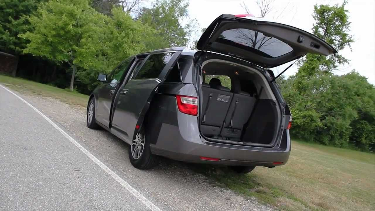 2011 Honda Odyssey Review   LotPro   YouTube