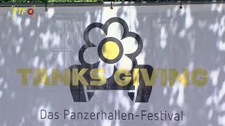 "Kulturfestival ""Tanks Giving"" in der Tübinger Panzerhalle geplant"
