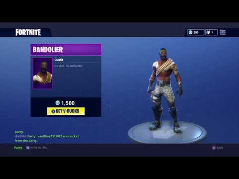 *Mr. T* in Fortnite!!!!
