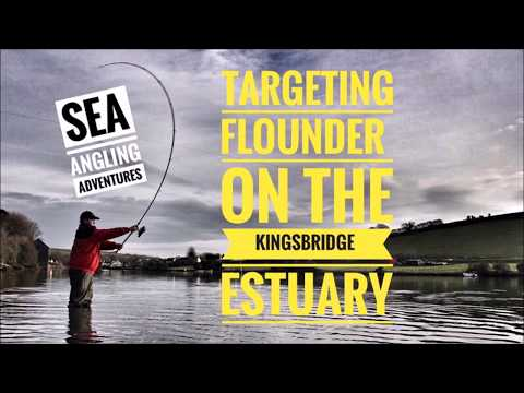 Targeting Flounder From The Kingsbridge Estuary