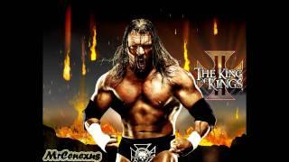 WWE ll●Triple H Wrestlemania 27 New Intro Theme Full ●ll - Metallica ●HD●