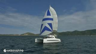 Sailing in Greece, Bali Catamaran
