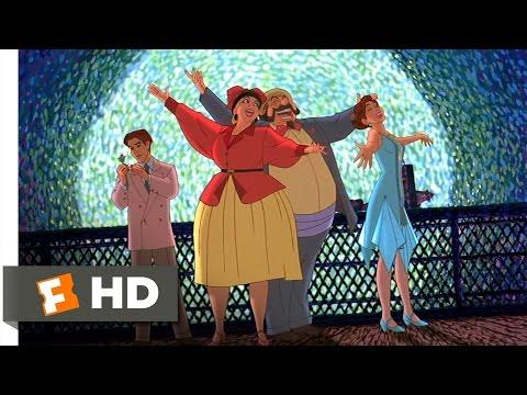 Anastasia (4/5) Movie CLIP - Paris Welcomes Anastasia (1997) HD