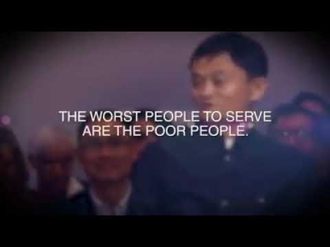 Jack Ma - Alibaba Founder motivating speech on Ideas.