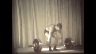 1969 тяжелая атлетика weightlifting