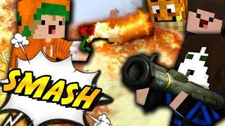 Manu hasst mich「Minecraft: Smash」
