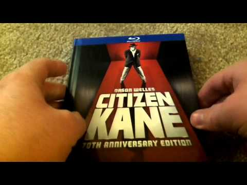Citizen Kane Blu-Ray Digibook Overview