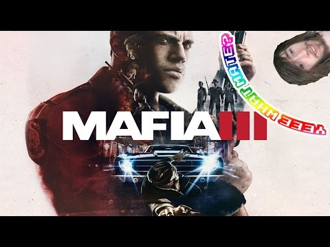 Mafia 3 Blind Let's Play Part 1 (Lincoln Clay The Human Sex Appeal) Walkthrough Gameplay Commentary