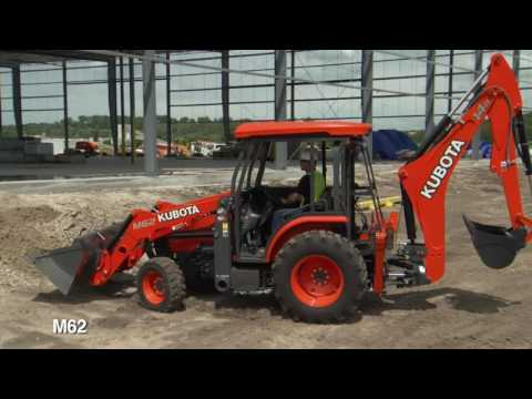 Kubota Construction Equipment Line At Pine Bush Equipment