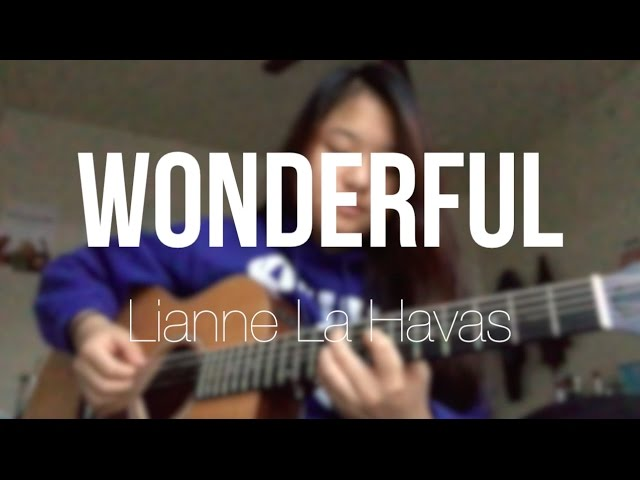 Wonderful Lianne La Havas Chords Chordify