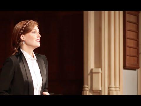 Wallis Giunta - The Roadside Fire (Vaughan Williams)【HD】