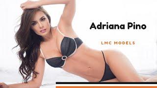 Modelo y actriz Colombiana Adriana Pino