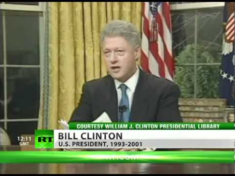 Libya, Serbia, Iraq... Libya: Become US President, Declare War!