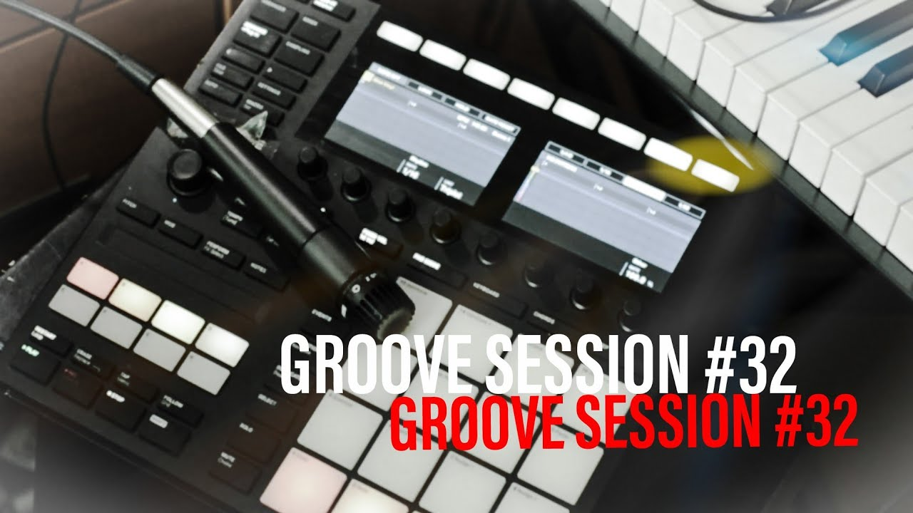 Groove Session #32 | Dom Root Music on Maschine MkIII