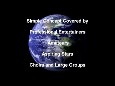 """Song for a New World - Theme Song for the """"Global Community"""""""