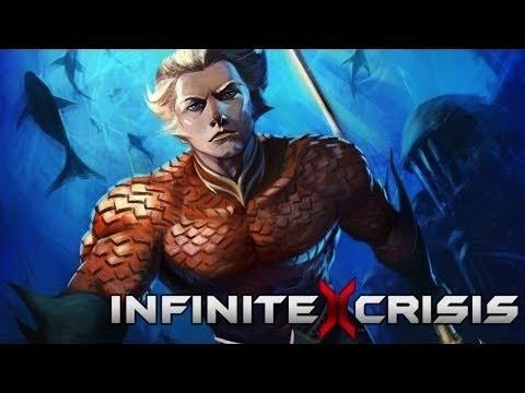 Aquaman - Infinite Crisis - Champion Profile