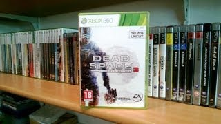 Unboxing/Unpacking - Dead Space 3 Limited Edition (XBox360)