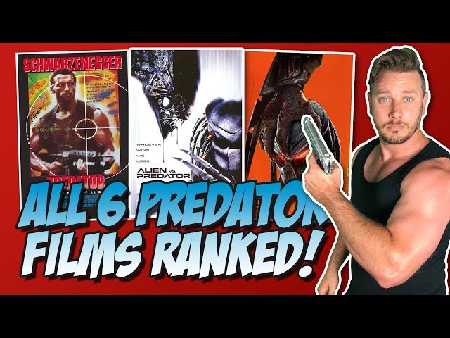 All Six Predator Movies Ranked! - YoutubeDownload pro