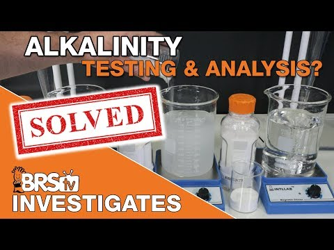 Six Alkalinity Supplements, One Certified ICP-MS Analysis. | BRStv Investigates