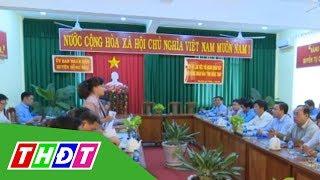 HĐND tỉnh Đồng Tháp khảo sát thực hiện nâng cao chất lượng giáo dục | THDT