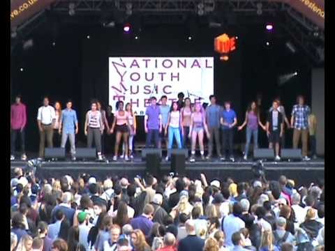 13 The Musical - NYMT cast - West End Live 2012