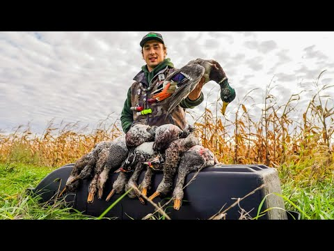 Duck Hunting South Dakota Duck Opener  2021 (WE LIMITED!)