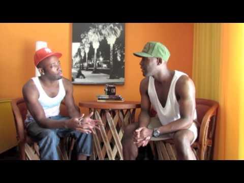 Karamo Brown At The Gay Event Blatino Oasis (HD) : Episode #3