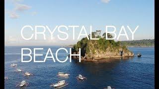 Crystal Bay Beach Nusa Penida Bali by Drone
