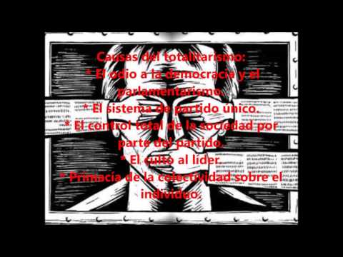 Totalitarismo en España
