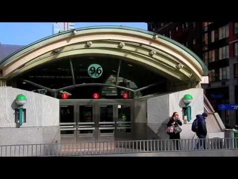 ^MuniNYC - West 96th Street & Broadway (Upper West Side, Manhattan 10025)