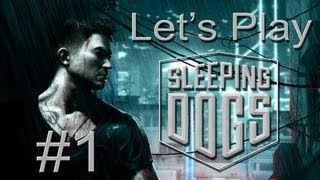 [Voting]Let's Play: Sleeping Dogs #1 - Cop oder Gangster?