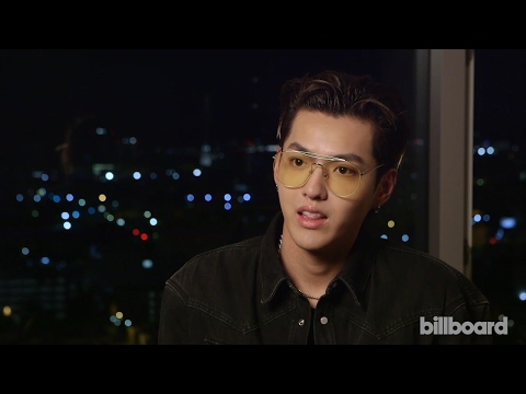 [720P] 170218 Billboard Interview - Kris Wu Talks Love of Hi
