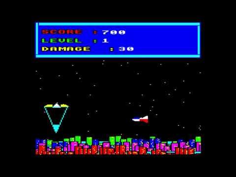 Satellite Havoc II For The BBC Micro