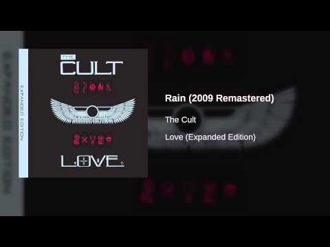 The Cult  Rain 2009 Remastered