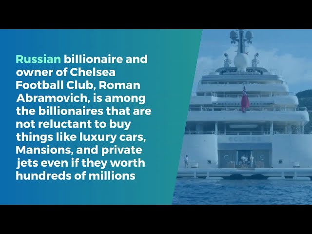 About Abramovich's $500 Million Superyacht