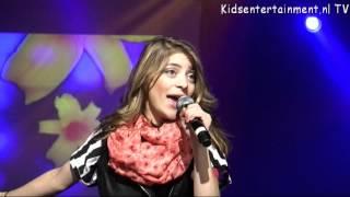 lisa amy shelley fout ventje hitz voor kidz 22 april 2012