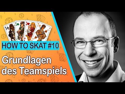 How to Skat #10: Grundlagen des Teamspiels
