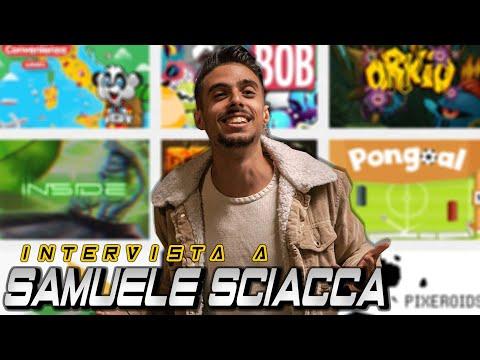 VIDEOGIOCHI SUI MEME? - Intervista a Samuele Sciacca!