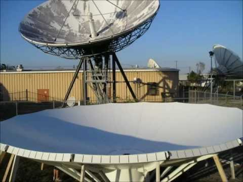 Earth Station & Teleport Dish Maintenance - Satellite Communications East - Mark Erney