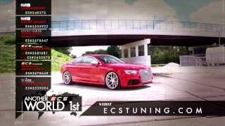 ECS Tuning - Audi RS5 Transformation