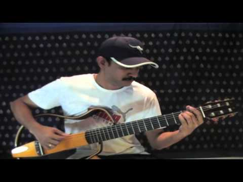 Yaar Indha Saalai Oram Guitar Cover - Thalaivaa