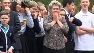 В школе №2 Верхней Салды двух учеников спасали из «пожара» thumbnail