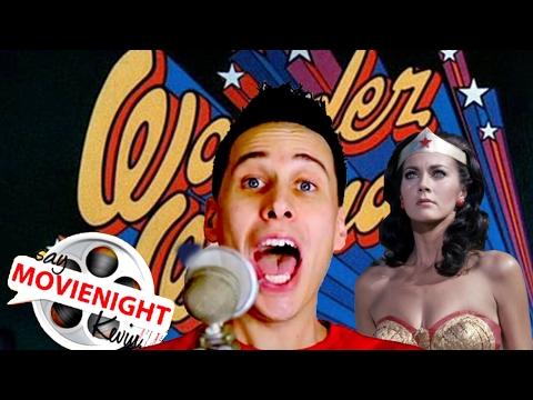 Wonder Woman 1970s!!!! | Say MovieNight Kevin
